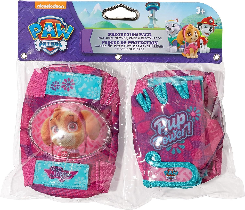 Amazon.com: Nickelodeon Paw Patrol - Rodillera y codera para ...