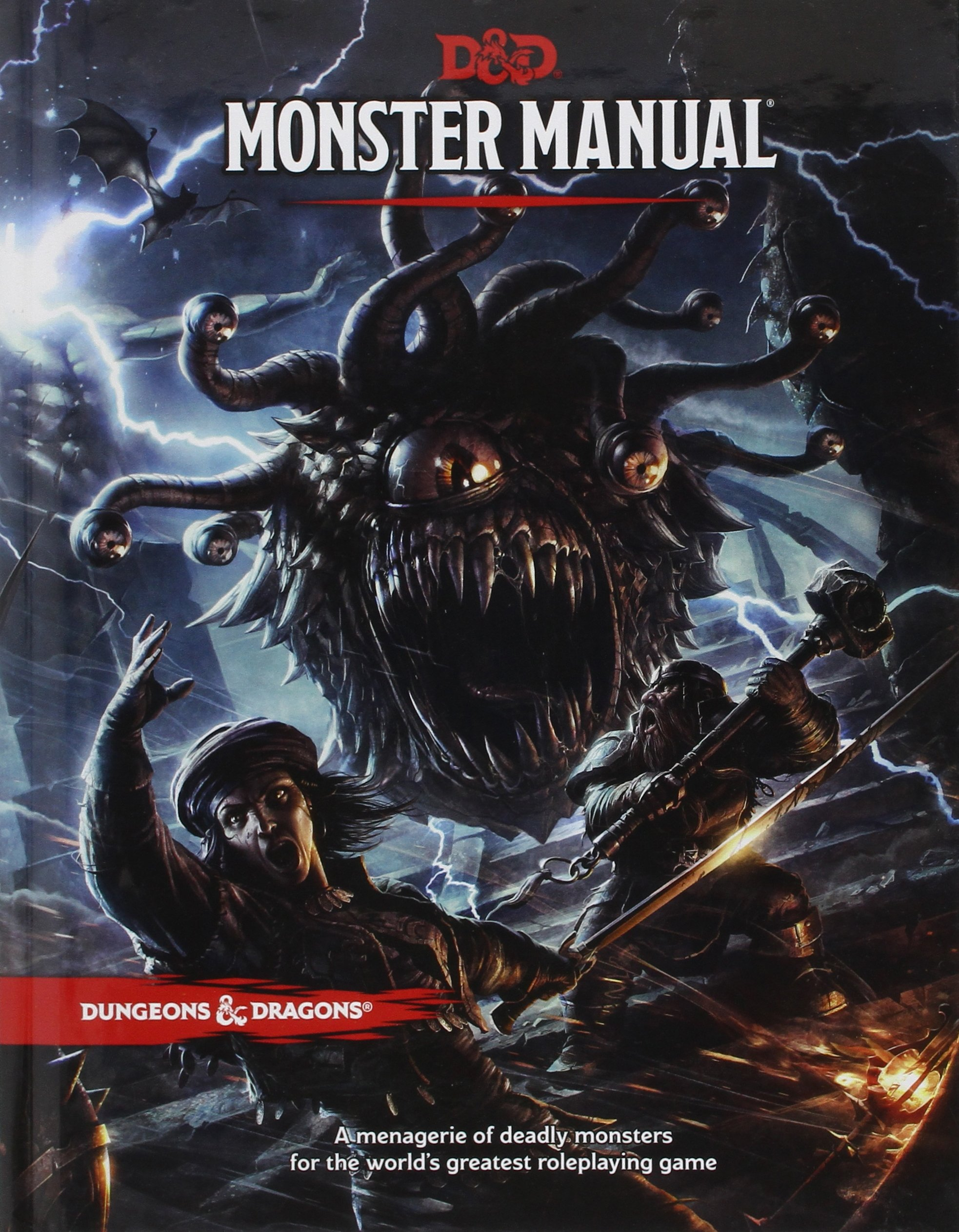 Monster Manual Core Rulebook Wizards product image