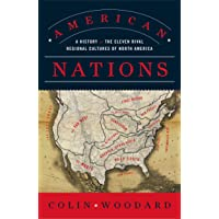 Image for American Nations: A History of the Eleven Rival Regional Cultures of North America