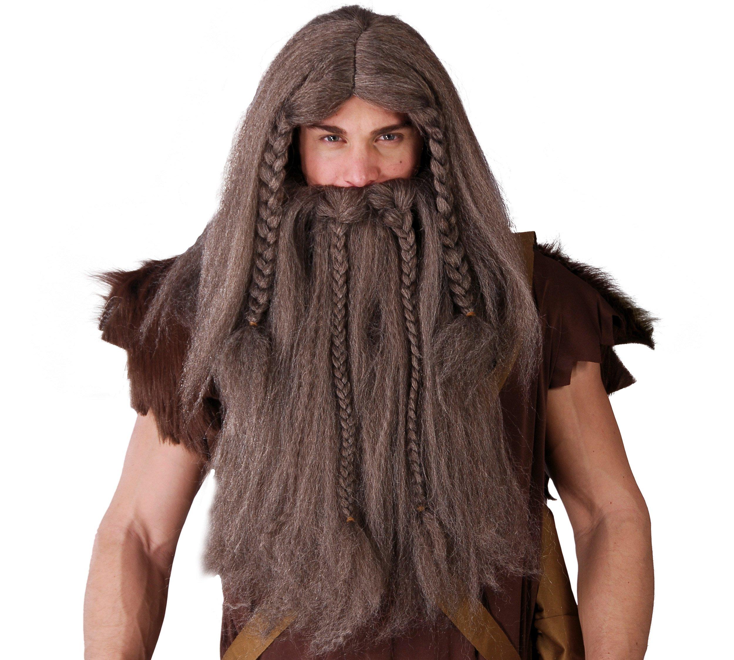 Guirca Fiestas GUI4809 Viking Wig and Beard