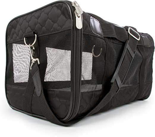 Sherpa, Original Deluxe Travel Pet Carrier - The Sturdiest Dog Carrier