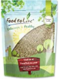 Fennel Seed Whole by Food to Live (Kosher, Bulk) — 1 Pound