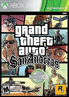 Amazon com: Grand Theft Auto: San Andreas - Xbox: Artist Not