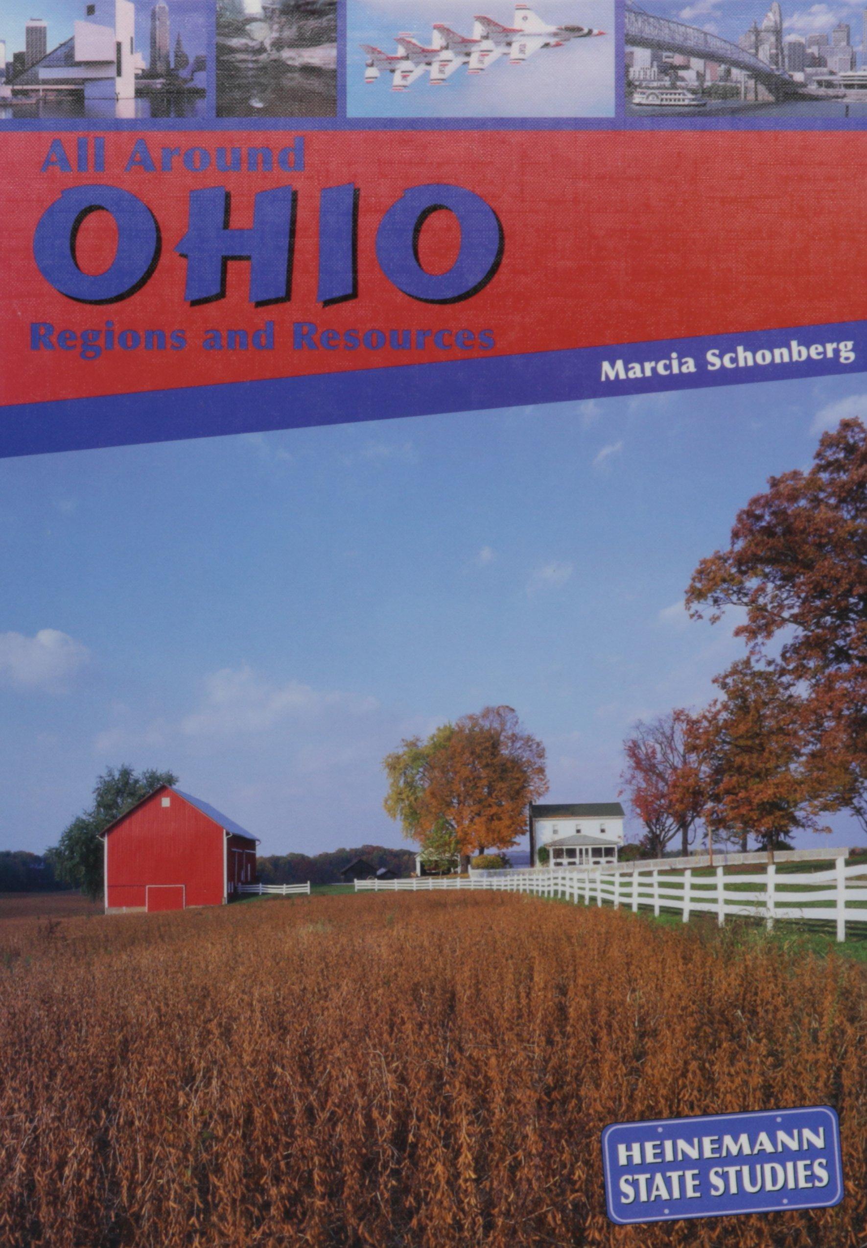 All Around Ohio: Regions and Resources (State Studies: Ohio) PDF