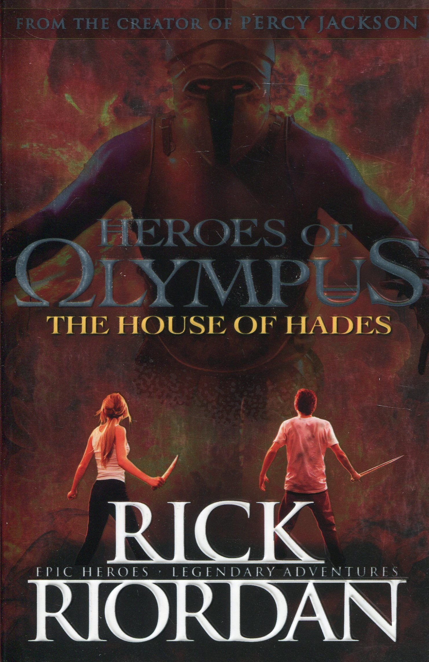 8e32c15afc8a Buy Heroes of Olympus  The House of Hades Book Online at Low Prices ...