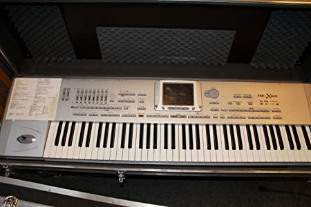 Pa1 x pro - Piano Korg PA1 X Pro, weiss: Amazon.es ...