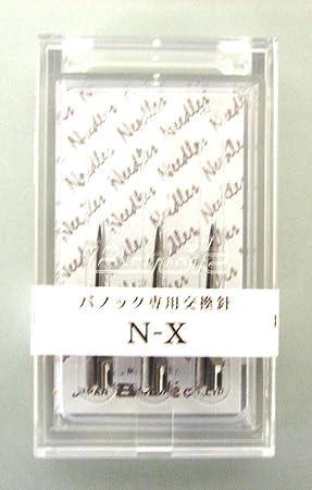 BANO\u0027K\u2010503X専用スペアー針 N-X [オフィス用品]