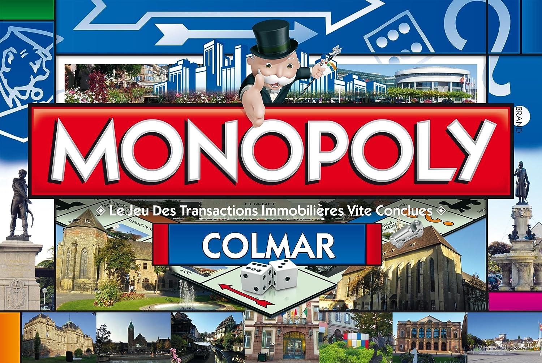 Monopoly - Juego de Tablero (61) [Importado de Francia]: Amazon.es: Juguetes y juegos