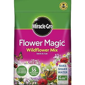 Miracle-Gro Wild Flower Magic Mix 782g