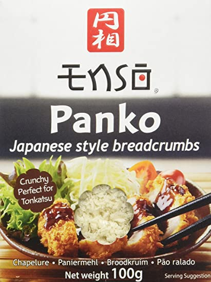 Enso - Panko - Pan Rallado Japonés - 100 g - [Pack de 6 ...