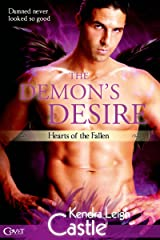 The Demon's Desire (Hearts of the Fallen) Kindle Edition