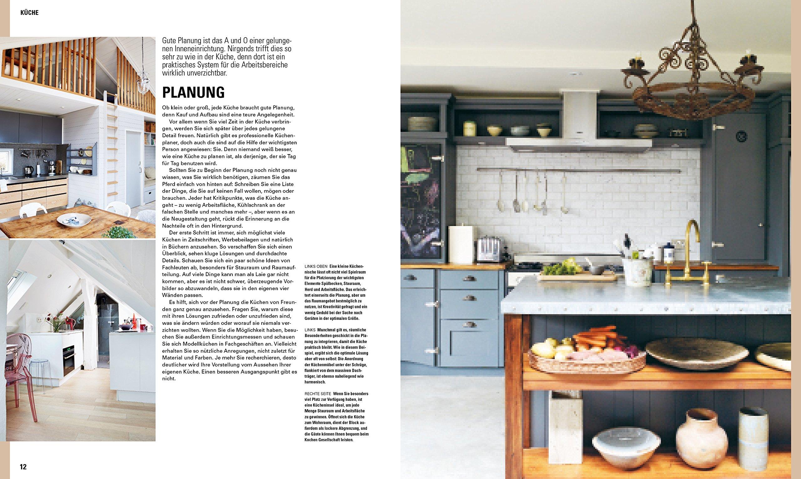 Das große Wohnbuch: 1.000 Ideen für ein schöneres Zuhause: Amazon.de ...