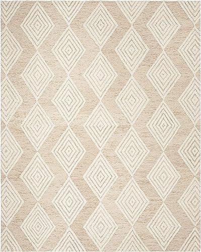 Reviewed: Safavieh Blossom Collection BLM111B Handmade Premium Wool Area Rug