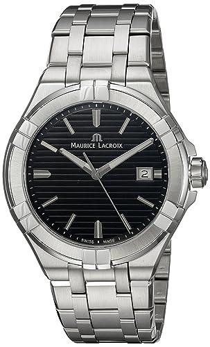 Reloj - Maurice Lacroix - para Hombre - AI1008-SS002-331-1: Amazon.es: Relojes