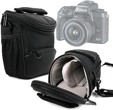 DURAGADGET Bolso para Cámara Nikon D5600: Amazon.es: Electrónica