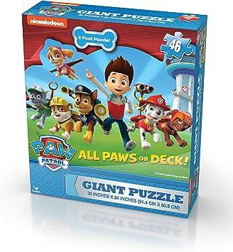 Paw Patrol Puzzle Sur Le Go 24 Piece Puzzle