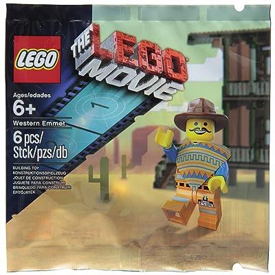 Lego Western Emmet The Lego Movie Exclusive Figure