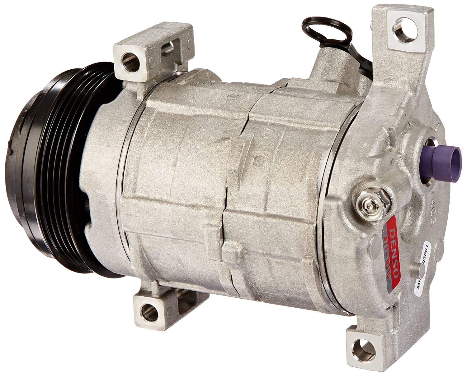 Denso 471 0316 New Compressor With Clutch Automotive 2003 Chevy Tahoe Ac System