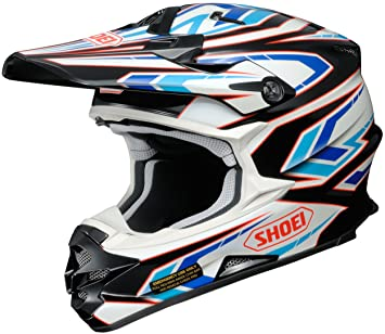 Shoei VFX-W bloque Pass TC5 casco de Motocross
