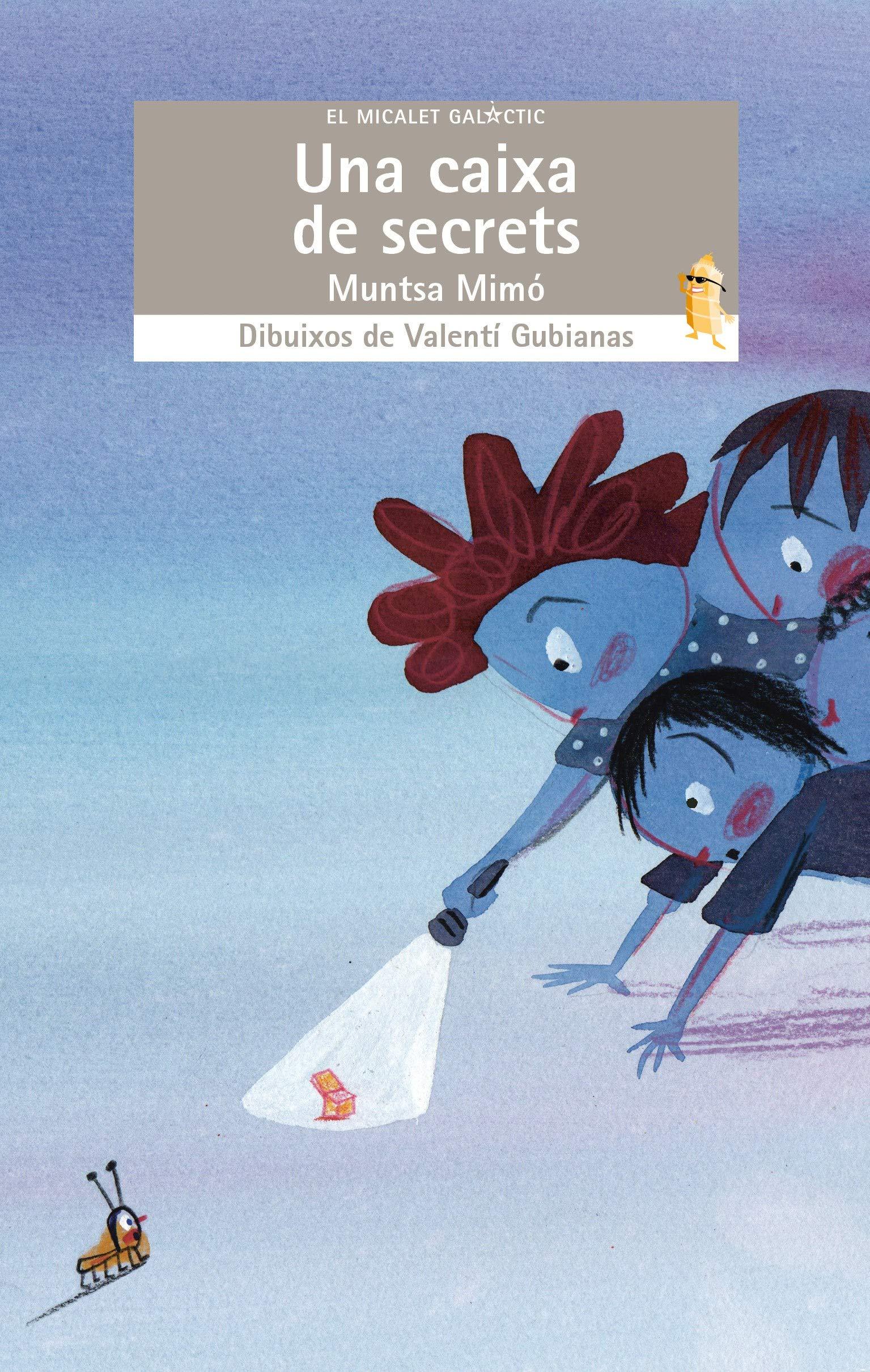 Una caixa de secrets: 227 (El Micalet Galàctic): Amazon.es: Muntsa Mimó, Gubianas Escudé, Valentí: Libros