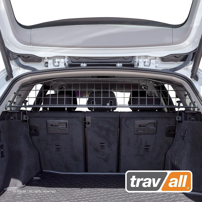 Travall Guard Hundegitter Tdg1410 Maßgeschneidertes Trenngitter In Original Qualität Auto