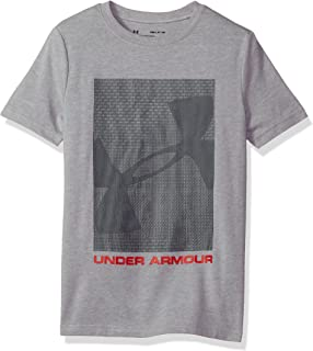 b5f84451 Amazon.com: Under Armour Boys' Basketball Icon T-Shirt: Clothing