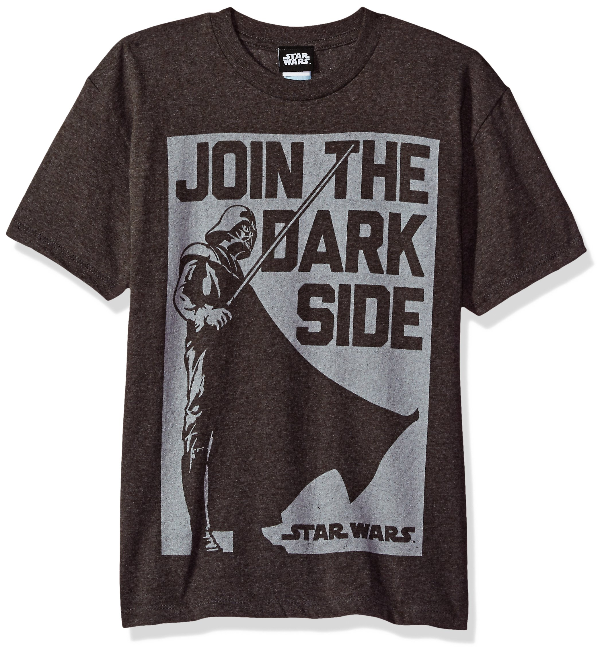 Star Wars Big Darth Vader Join The Dark Side Logo Graphic Ts Shirts
