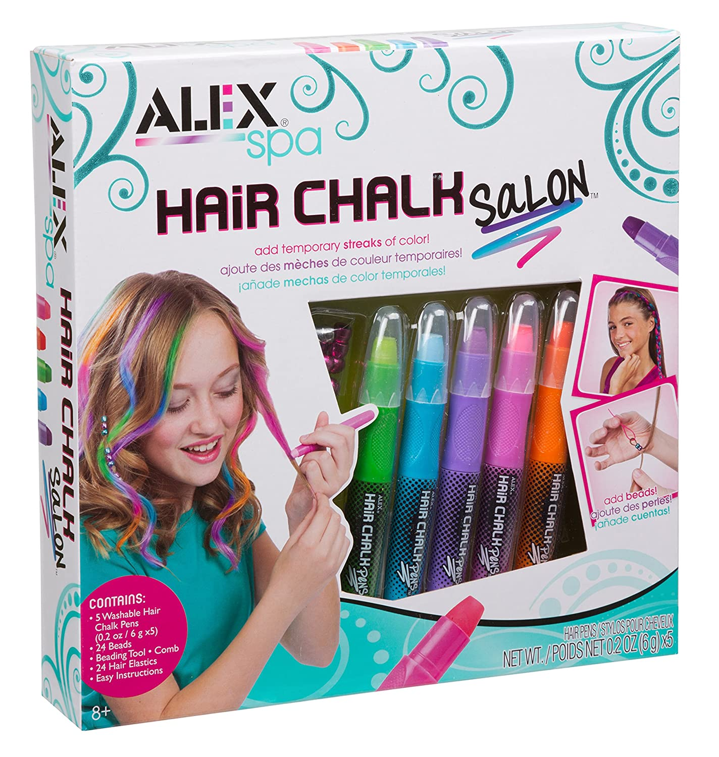 ALEX Spa Hair Chalk Salon on s...