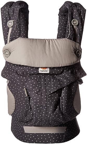 6726fd18ba0 Amazon.com   Ergobaby 360 All Carry Positions Award-Winning Ergonomic Baby  Carrier