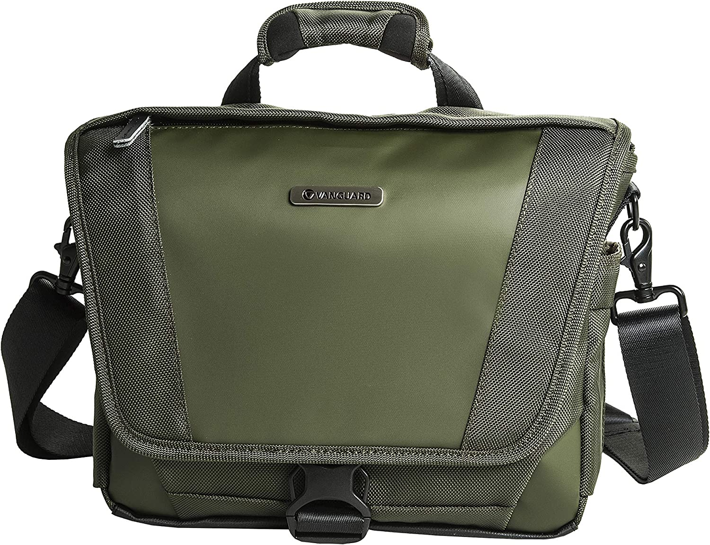 Amazon Com Vanguard Veo Select 29m Messenger Bag Green Camera Photo