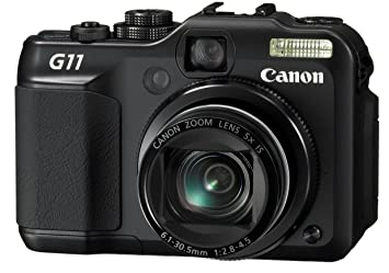 Review Canon PowerShot G11 10MP