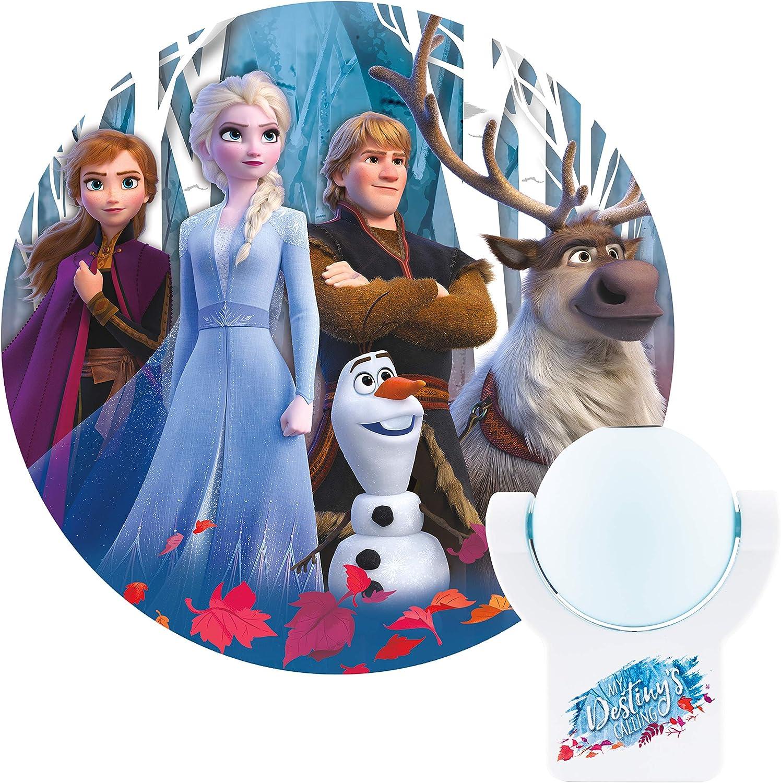 Frozen Elsa Nightlight 10 Inches Tall DS