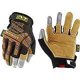 Mechanix Wear - Leather M-Pact Framer Gloves (Large, Black/Brown)