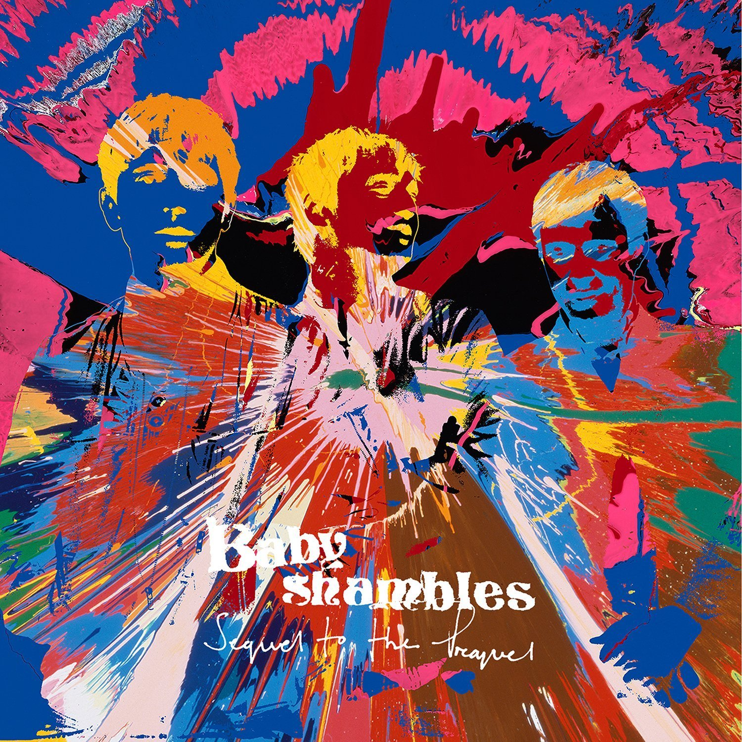 Image result for Artist: Babyshambles  Title of album: Sequel to the Prequel
