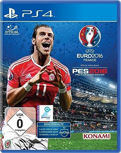UEFA Euro 2016 [Importación Alemana]: Amazon.es: Videojuegos