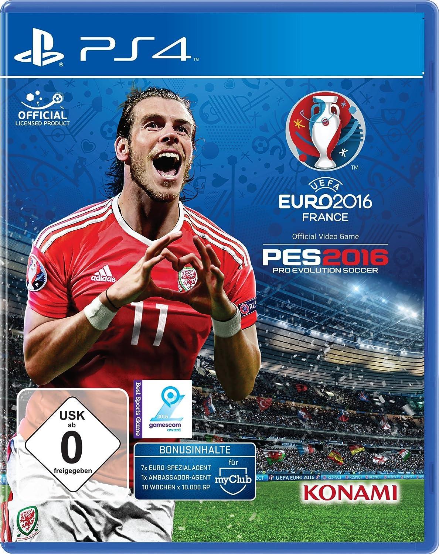 UEFA EURO 2016 PS4 amazon
