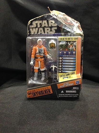 Star Wars Saga Gold Dutch Vander Rebel X-Wing Pilot