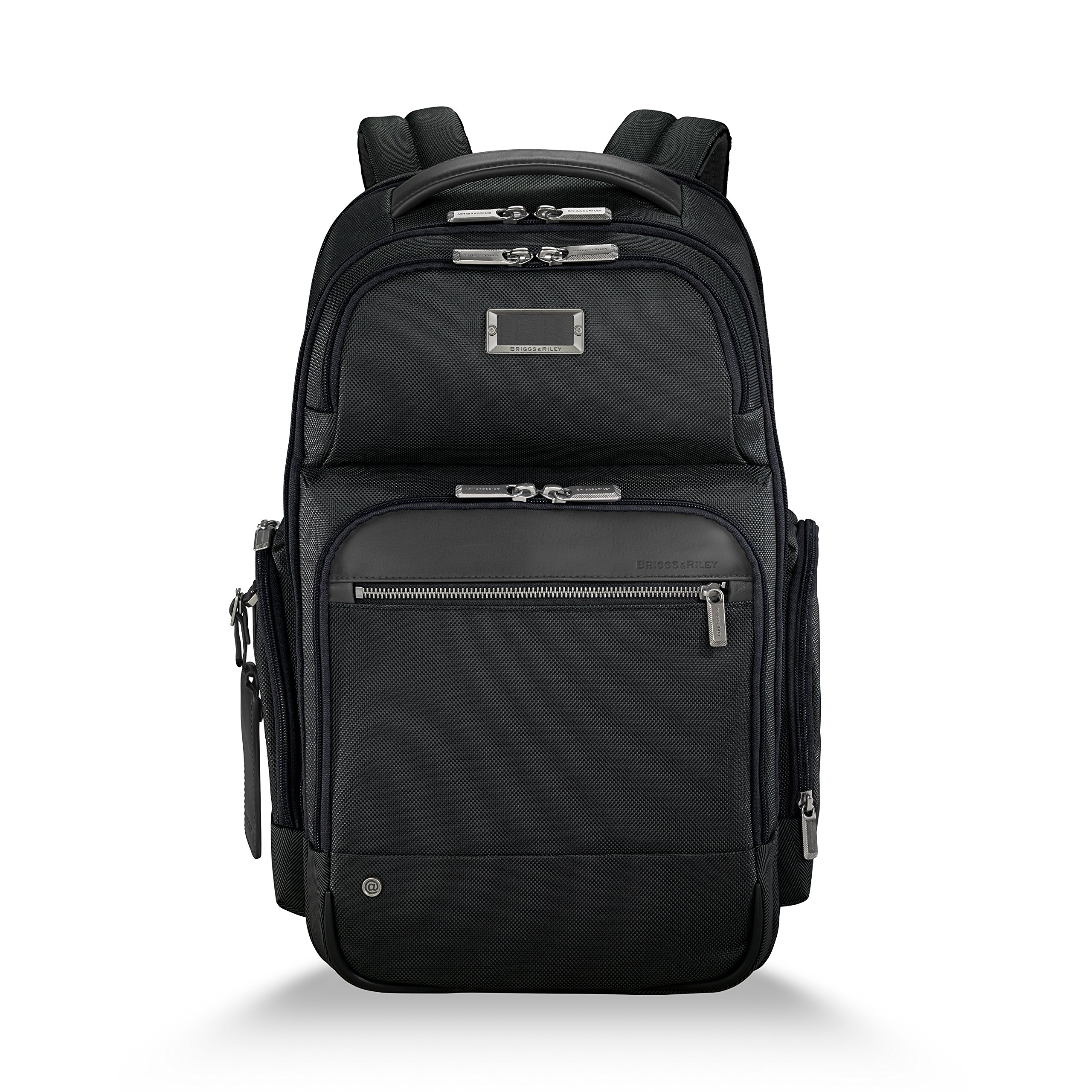 Briggs & Riley @work Medium Cargo Backpack, Black by Briggs & Riley (Image #1)