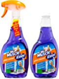 Mr Muscle Kiwi Kleen Glass Cleaner and refill, Lavender, 500ml