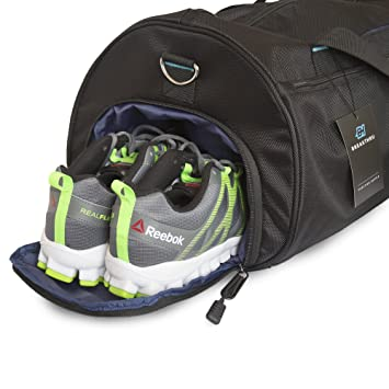 11d3be4cbe Breakthru Premium Gym Bag - Women s and Men s Sports Bag Holdall Duffle Bag  - Separate Shoes