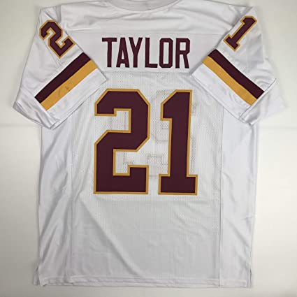 more photos fc1e5 cde4b sean taylor white jersey