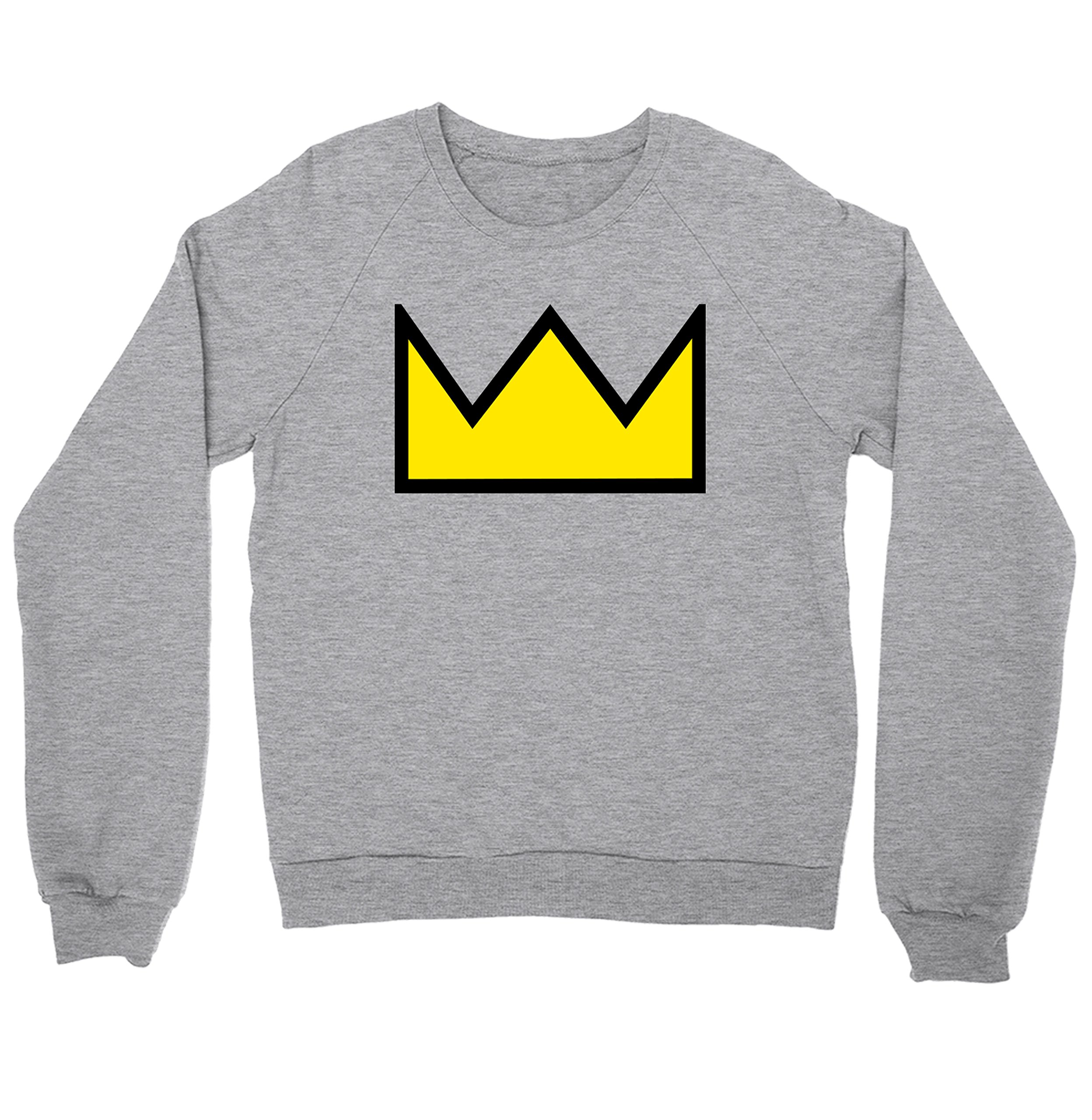 FUNKI SHOP Betty's Crown Sweater Super Comfy Pullover Sweatshirt
