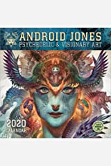 Android Jones 2020 Wall Calendar: Psychedelic & Visionary Art Calendar