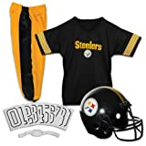 Nfl Steelers Childs Helmet and Uniform Set
