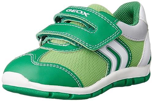 58737739 Geox B Shaax D, Botines de Senderismo para Bebés: Amazon.es: Zapatos y  complementos