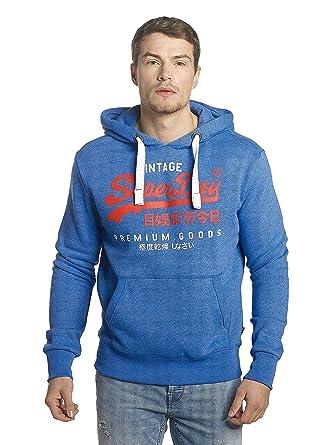 Superdry Herren Sweater Premium Goods Duo Street Works Grit  Amazon.de   Bekleidung c6dd9b9dd8