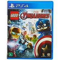 Lego Marvel Vingadores Br - 2016 - PlayStation 4
