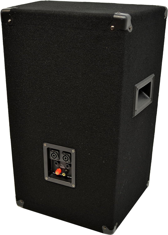 Harmony Audio HA-V12P Pro DJ Venue Series 12 Passive 450W PA Speaker 2-Way Cabinet