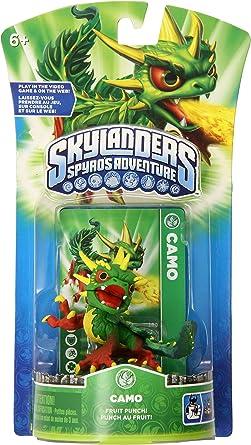 Skylanders: Spyros Adventure - Character Pack Camo (Wii/NDS/PS3/PC/3DS) (#) /PS3 [Importación Inglesa]: Amazon.es: Videojuegos