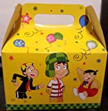 Chavo del Ocho Party Boxes 12PC Birthday Decoration Favors Treats